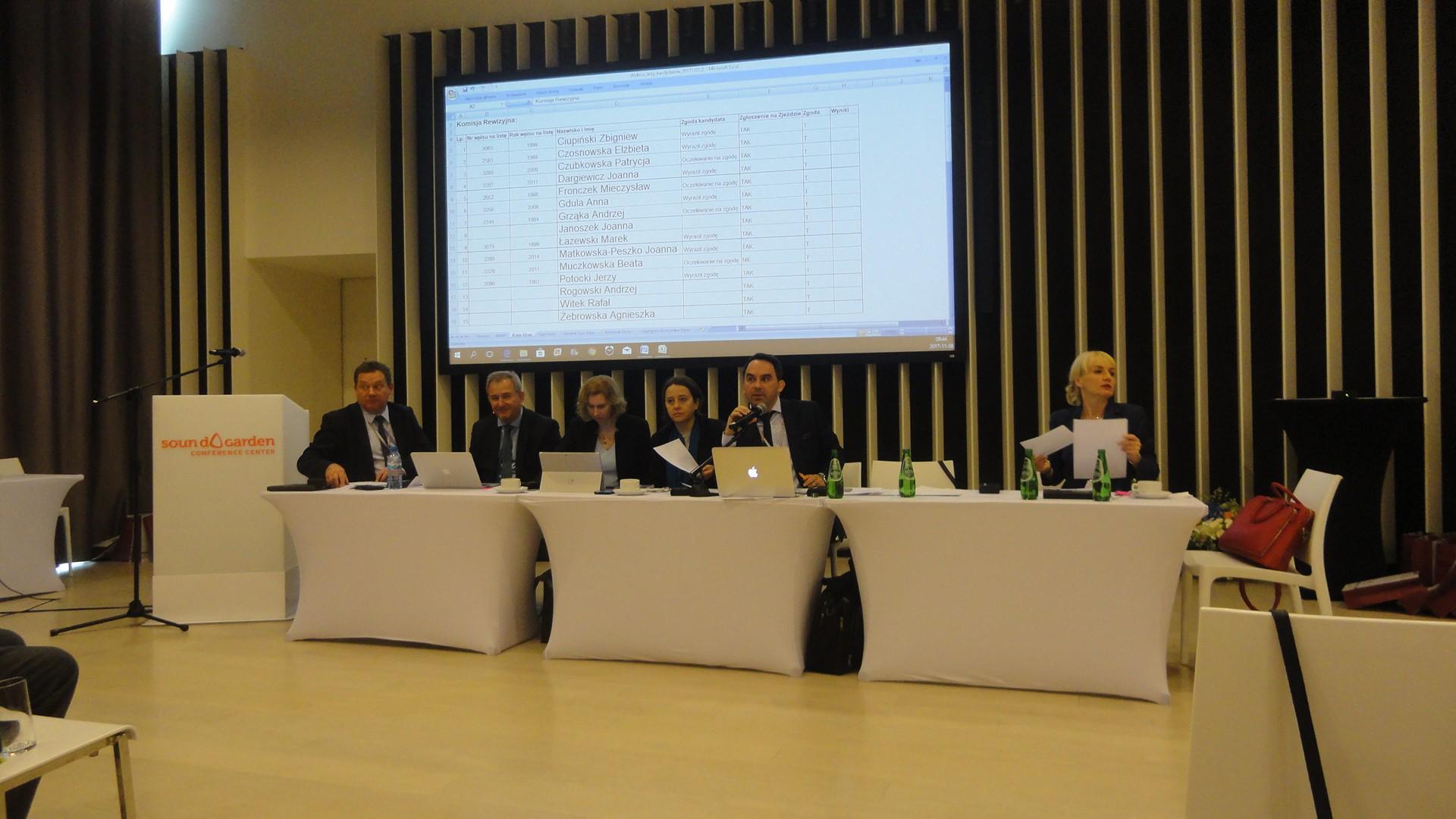 XII Krajowy Zjazd Rzeczników Patentowych w dniach 5-6.11.2017 r.