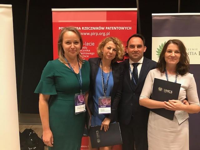 Konferencja nt. Znaki towarowe i ich ochrona w Lublinie w dniach 8-9 czerwca 2018 r.