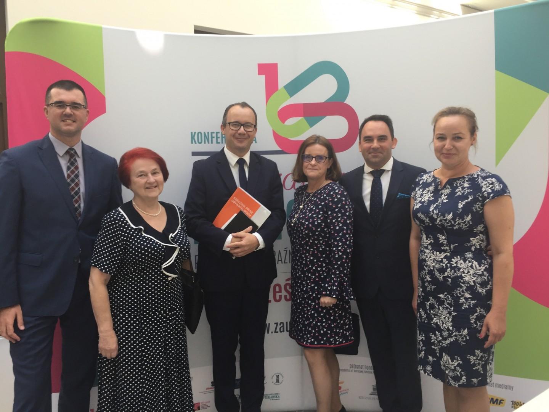 Konferencja samorządów zawodów zaufania publicznego w dniu 10 września 2018