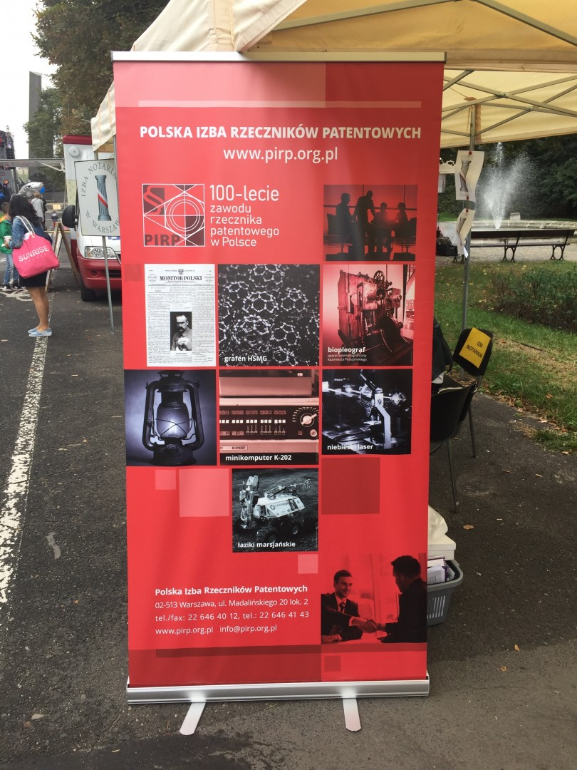 Piknik Samorządów Zawodów Zaufania Publicznego w dniu 15.09.2018